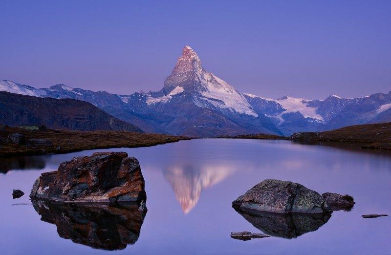 III miejsce - zdjęcie  Matterhorn, fot. Krzysztof Mierzejewski