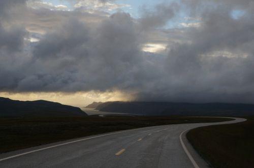 Droga na Przylądek Północny