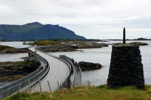 Droga atlantycka i wyspy szkierowe