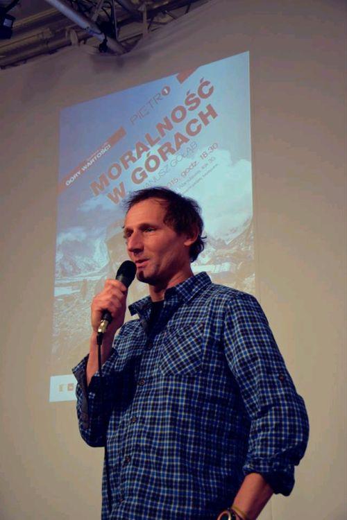 Janusz Gołąb fot. Tomasz Barlak